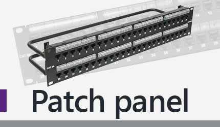 Patch Panel cat 6A
