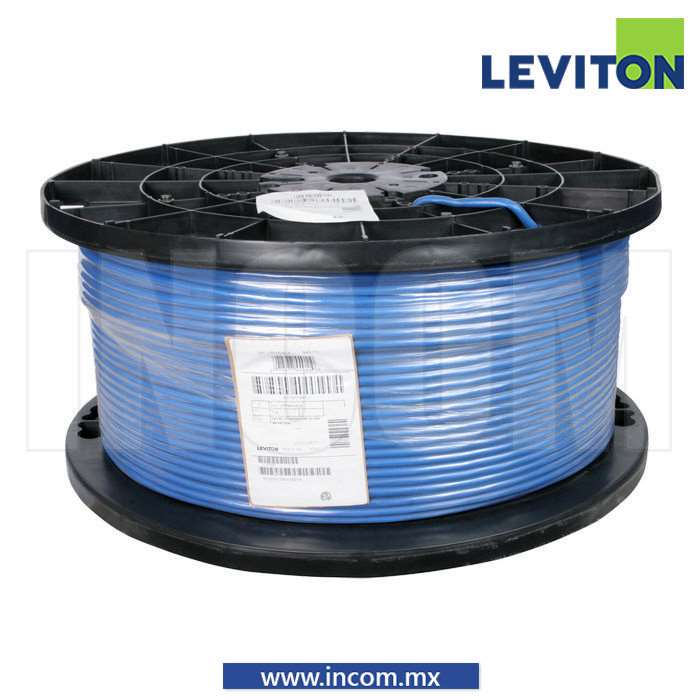 CABLE EXTREME UTP CAT 6A CMR AZUL