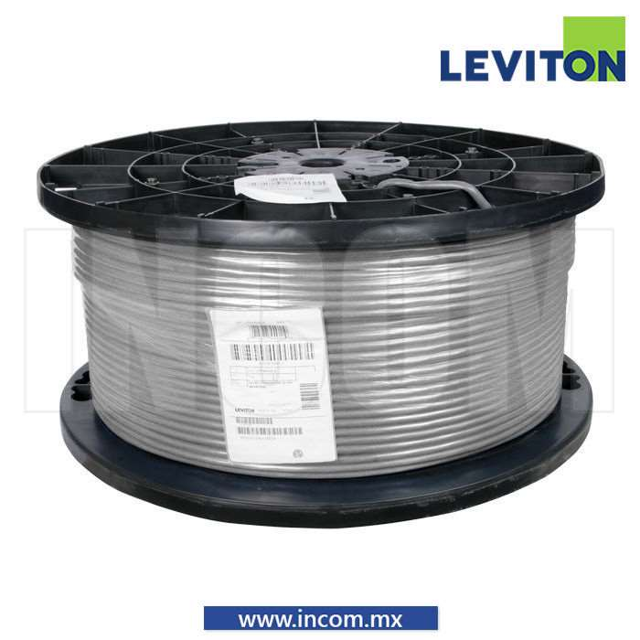 CABLE EXTREME UTP CAT 6A CMR GRIS
