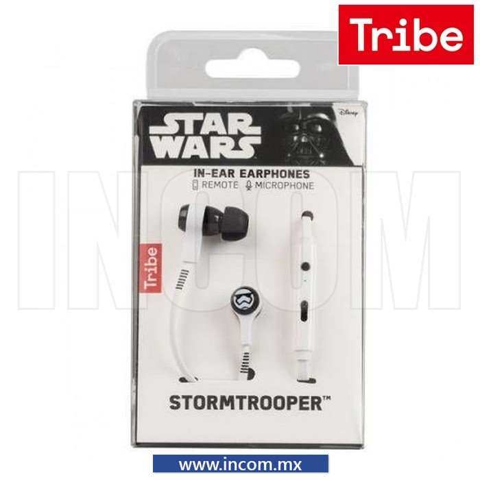"AUDIFONO ""STAR WARS STORMTROOPER"""