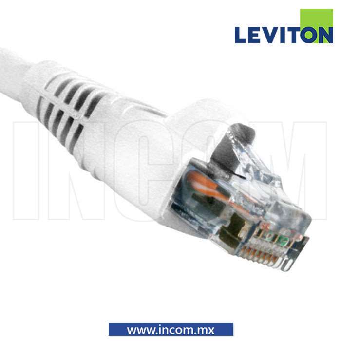 CORDON DE PARCHEO UTP CAT 6 BLANCO 7FT