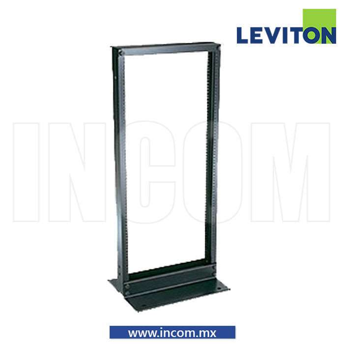 "RACK DE ALUMINIO LIG 19"" X 7FT"