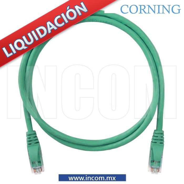 CORDON DE PARCHEO FTP CAT 6 VERDE 3M