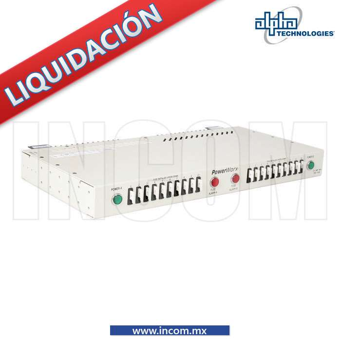 PANEL DE PODER SUPERPOWER GMT 10/10 20A