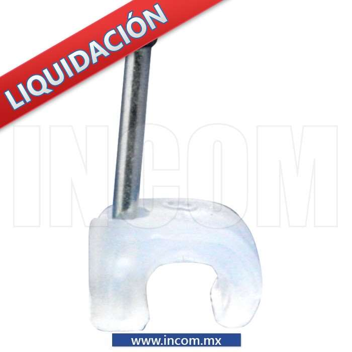 GRAPA SUJETHOR TC 5X8 CON CLAVO