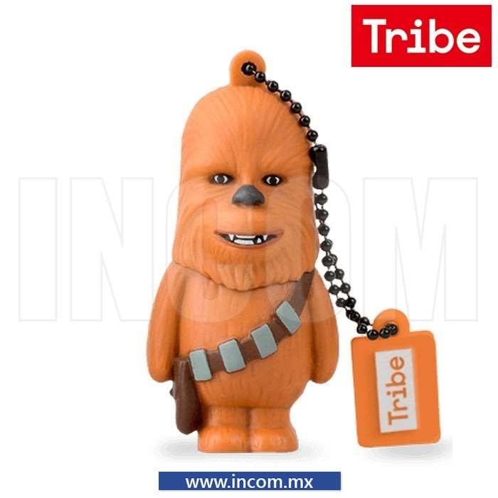 "MEMORIA USB 8 GB ""CHEWBACCA"""
