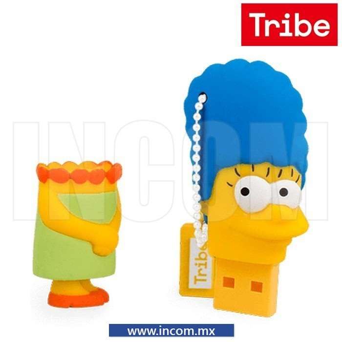 "MEMORIA USB 8 GB ""SIMPSON MARGE"""