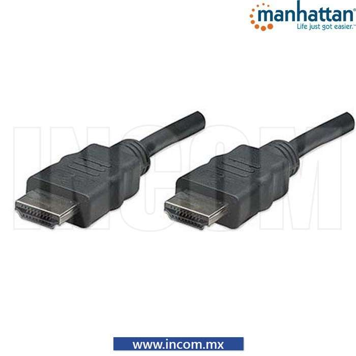 CABLE HDMI 4K 1.3 M-M BLIND NEGRO 10M