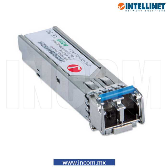 TRANSCEIVER SFP MM 850/1000/SX LC 550M