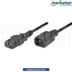 CABLE DE CORRIENTE PARA MONITOR A CPU 1.8M